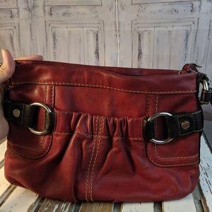 Tignanello handbag purse bag tote shoulder casual